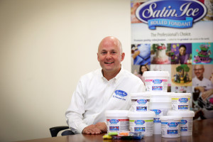Kevin O'Reilly  CEO Satin Fine Foods
