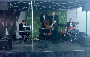 The Woodbury Jazz Quartet