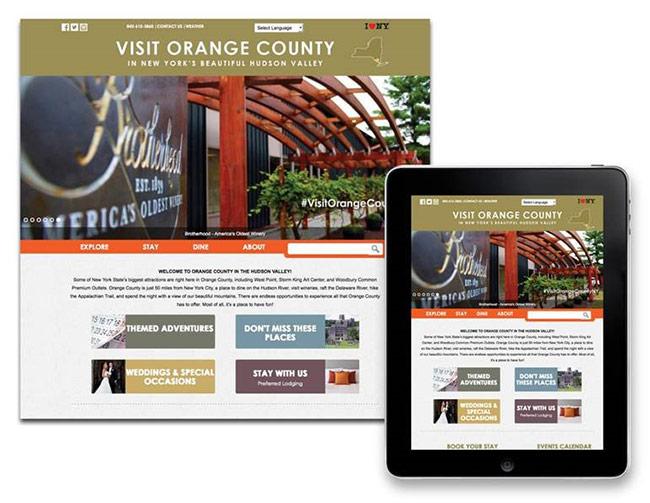 Orange County New York Tourism