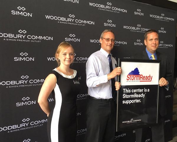Woodbury Common Premium Outlets - Storm Ready Designation