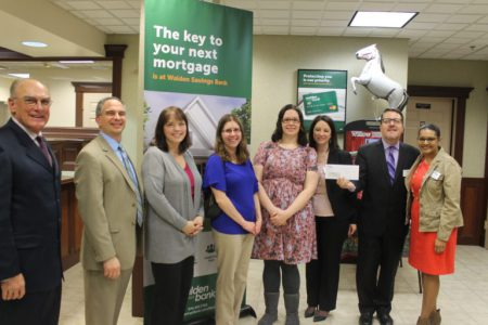 Walden Savings Bank celebrates 15 years