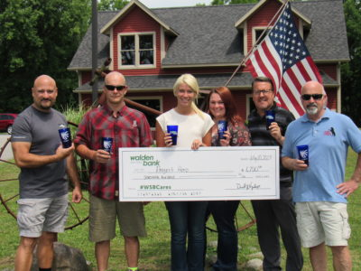 Walden Savings Bank Project Hero