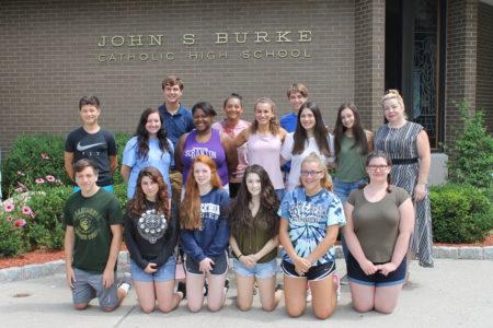 Burke Catholic Key Club