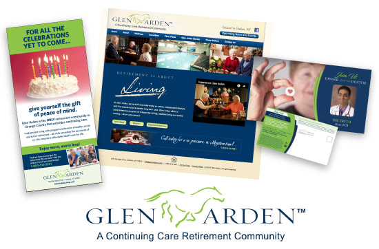 Senior Living - Retirement Community Advertising