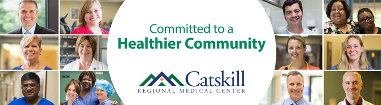 Catskill Regional Medical Center Billboard Design and Media Buying