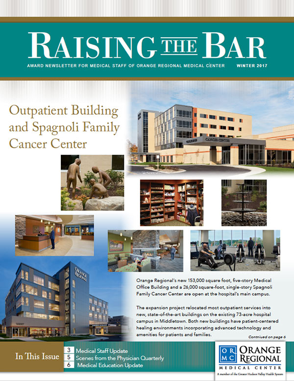 ORMC - Raising the Bar