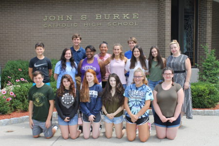 Burke Catholic Key Club