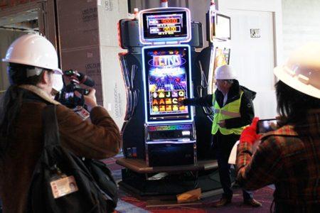Resorts World Catskills Slot Machine