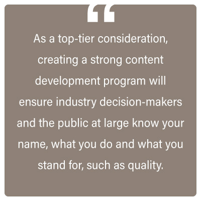 Marketing and Public Relations Guidance